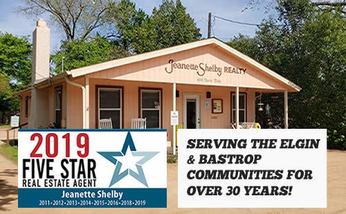 Jeanette Shelby Realty Office